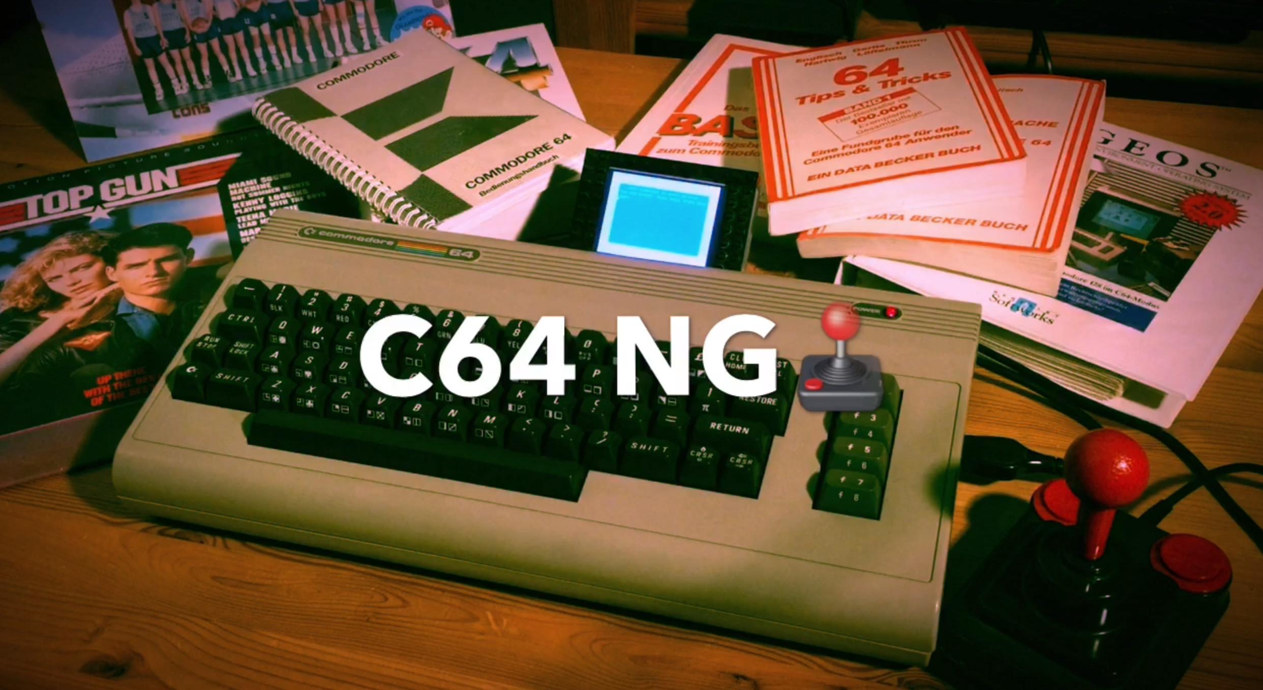 C64NG
